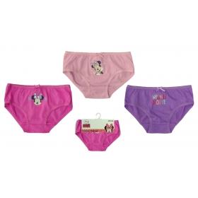 Minnie Mouse panties 3 pack