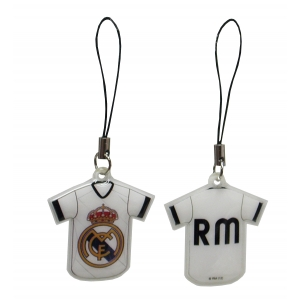 Real Madrid Mobile Phone Charm
