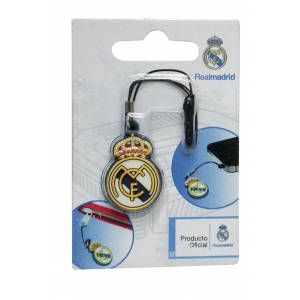 Real Madrid Rubber Mobile Phone Charm