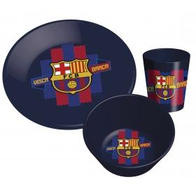 FC Barcelona Breakfast Set