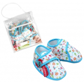 Fisher Price baby slippers – elephant
