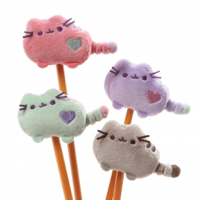 Pusheen™ Pencil Toppers - random style