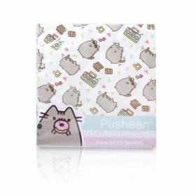 Pusheen napkins – 20 pack