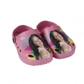 Soy Luna beach sandals