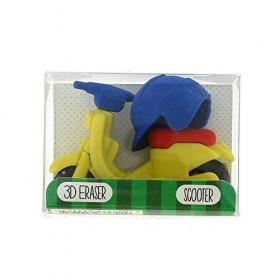 Small Scooter Erasables