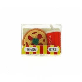 Small Pizza Set Erasables