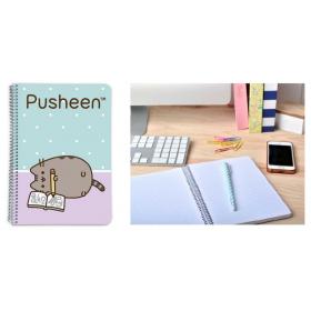 Pusheen the Cat spiral notebook