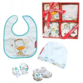 Fisher Price gift set – 4 pcs