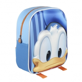 Donald duck backpack 3D