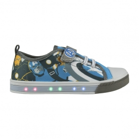 Avengers trainers with LED lights