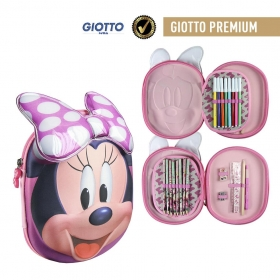 Minnie Mouse 3D pencil case with accessories