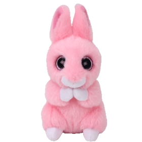 Beanie Boos JASPER - pink bunny ornament (without hanger) plush toy 11 cm
