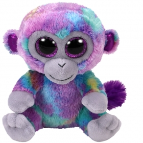 Beanie Boos - silver gorilla plush toy 15 cm