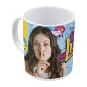 Soy Luna Ceramic Promo Mug 11 Oz In Gift Box