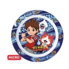 Yo-Kai Watch Kids Micro Plate