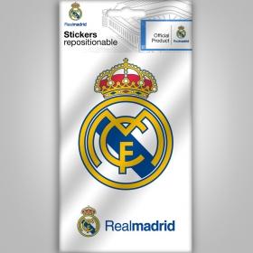 Real Madrid pvc sticker logo