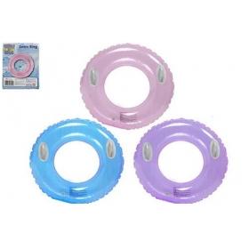 Swim ring with handles – random style