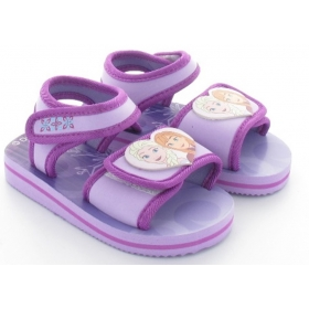 Frozen sandals