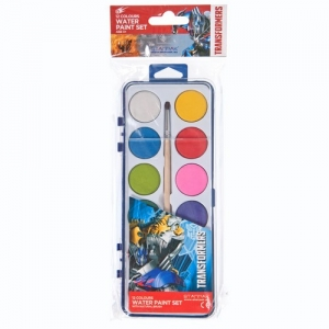 Transformers acrylic paints