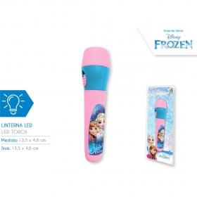 Frozen LED torch