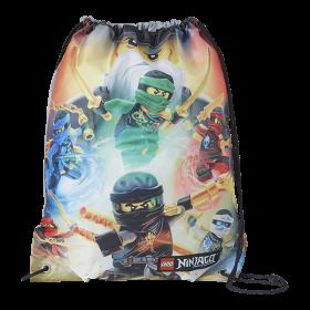 Lego Ninjago Master Wu gym bag