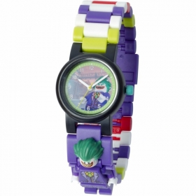Lego Batman - Joker kids´ minifigure link watch