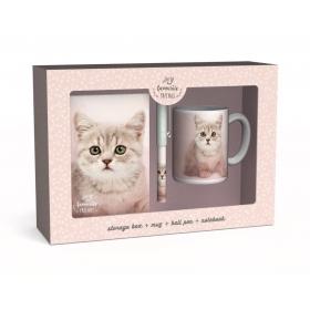Gift set – cat
