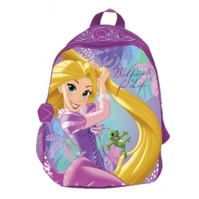 Princess backpack to kindergarden
