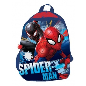 Spiderman backpack to kindergarden