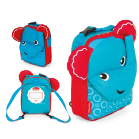 Fisher Price 3D backpack – elephant
