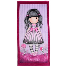 Gorjuss beach towel