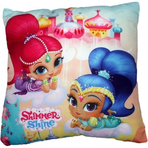 Shimmer and Shine pillow