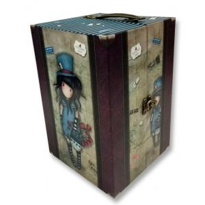 Santoro London Gorjuss Big Closet Jewel Box-The Hatter