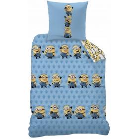 Minions bedset 160x200 cm