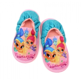Shimmer and Shine slippers