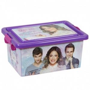 Violetta storage box 7l