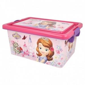 Sofia the first storage box 7l