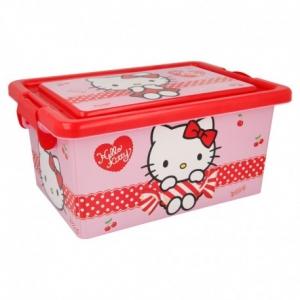 Hello Kitty storage box 7l
