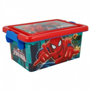 Spiderman storage box 3,7l