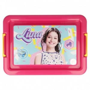 Soy Luna storage box 3,7l