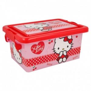 Hello Kitty storage box 3,7l