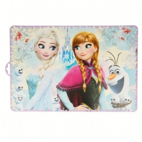Frozen placemat