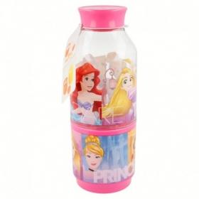 Tritan Snack Bottle 300 Ml Princess Friendship Adventures