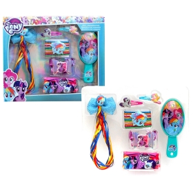 My Little Pony hair accessories - 18 pcs