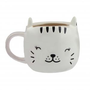 Happy Cat Heat Change Mug