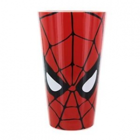 Spiderman Glass