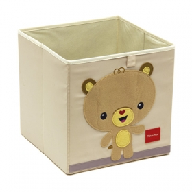 Fisher Price storage cube – bear
