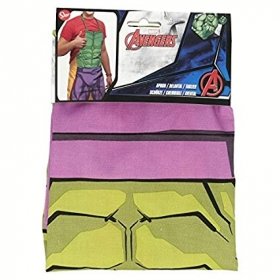 Hulk young adult apron