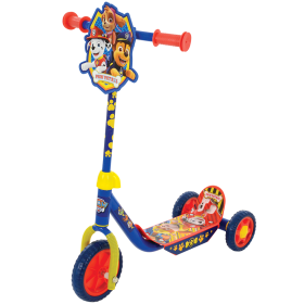 Paw Patrol Deluxe Tri-Scooter - New Design