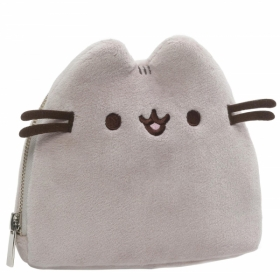 Pusheen Plush Zip-Up Case